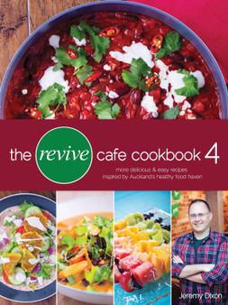 The Revive Cafe Cookbook #4