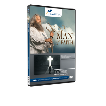 Man of Faith DVD