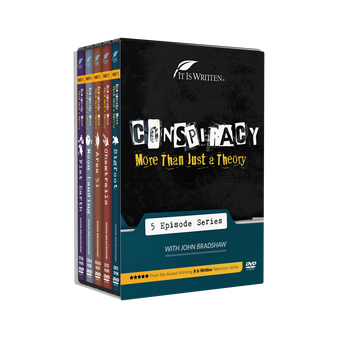 Conspiracy, More Than Just a Theory DVD Set