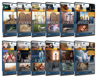 Great Chapters of the Bible Dvd Set of 13