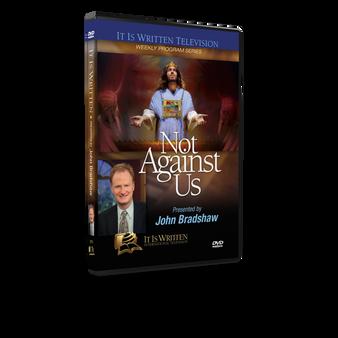 Not Against Us DVD