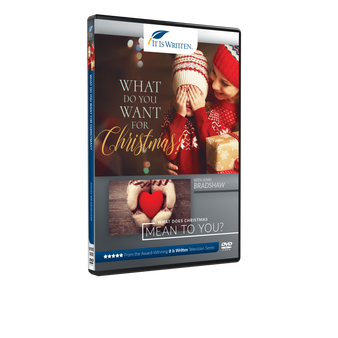 What Do You Want for Christmas? DVD