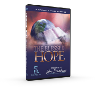 The Blessed Hope DVD (Sermon Series)