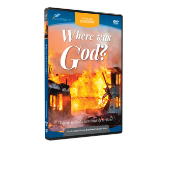 Where Was God? DVD
