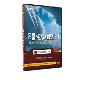 Conspiracy, More Than Just a Theory: Chemtrails DVD