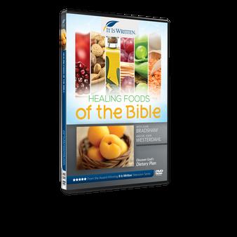 Healing Foods of the Bible DVD