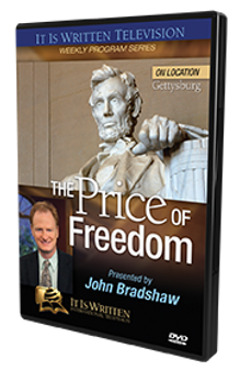 The Price of Freedom DVD