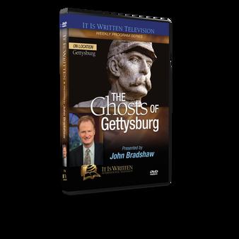 The Ghosts of Gettysburg DVD