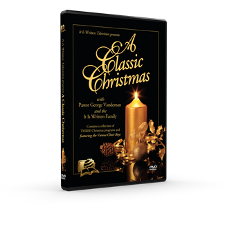 A Classic Christmas DVD