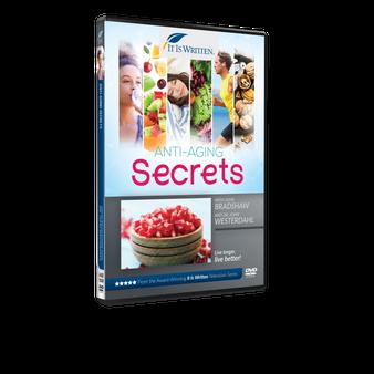 Anti-Aging Secrets DVD