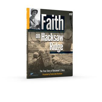 Faith on Hacksaw Ridge DVD