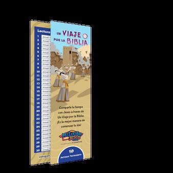 Un Viaje por la Biblia señaladore 10