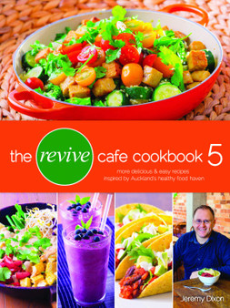 The Revive Cafe Cookbook #5