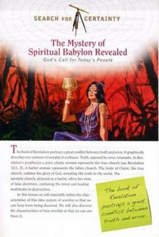 Search For Certainty #23 - The Mystery of Spiritual Babylon Revealed