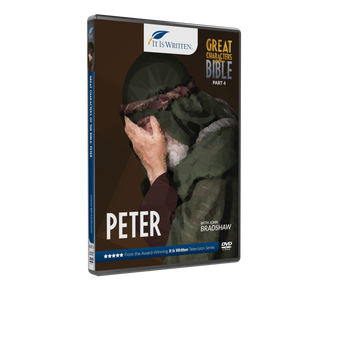Great Characters of the Bible: Peter