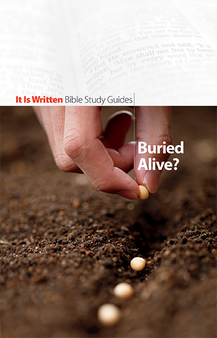 Bible Study Guide 14 - Buried Alive?