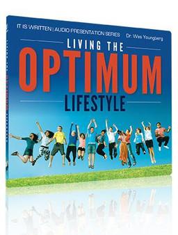 Living the Optimum Lifestyle Audio CD
