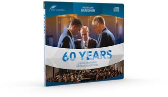 60 Years Audio CD
