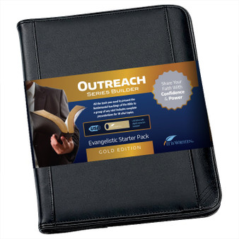 Outreach Series Builder - Gold Edition
