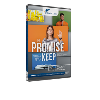 The Promise You Can Never Keep DVD