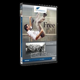 Free Fall DVD