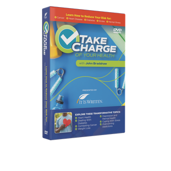 Take Charge Of Your Health DVD Set