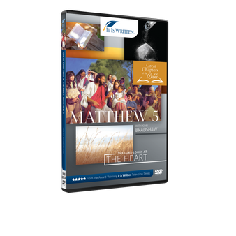 Great Chapters of the Bible: Matthew 5 DVD