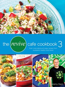 The Revive Cafe Cookbook #3