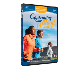 Controlling Your Blood Pressure DVD