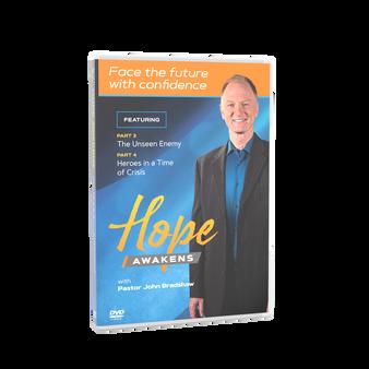 Revelation Today: Hope Awakens DVD Episodes 3 & 4