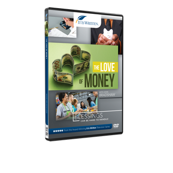The Love of Money DVD