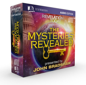 Revelation Today with John Bradshaw 2015 CD