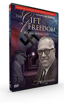 The Gift of Freedom DVD