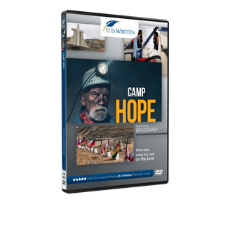 Camp Hope DVD