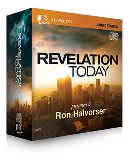 Revelation Today - Ron Halvorsen, Sr. Audio CD Set