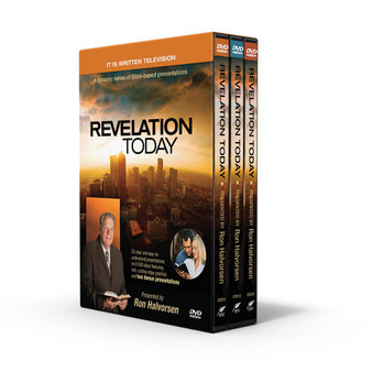 Revelation Today with Ron Halvorsen DVD