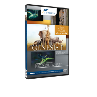 Great Chapters of the Bible: Genesis 1 DVD