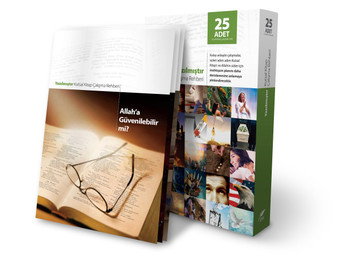 Turkish Bible Study Guide Set