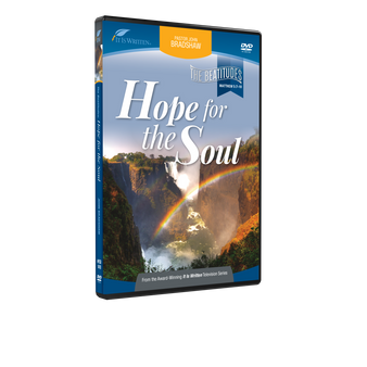 The Beatitudes: Hope for the Soul DVD