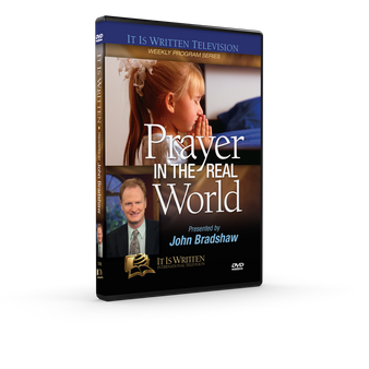 Prayer in the Real World DVD
