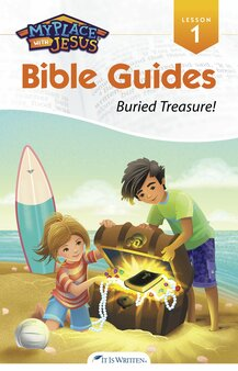 My Place with Jesus Guide 01 - Buried Treasure