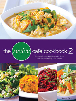 The Revive Cafe Cookbook #2