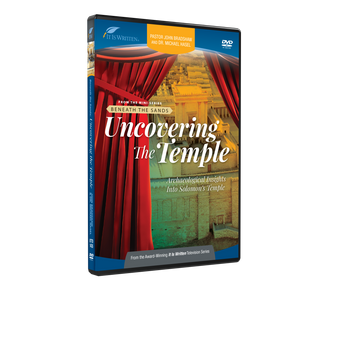 Beneath the Sands: Uncovering the Temple DVD