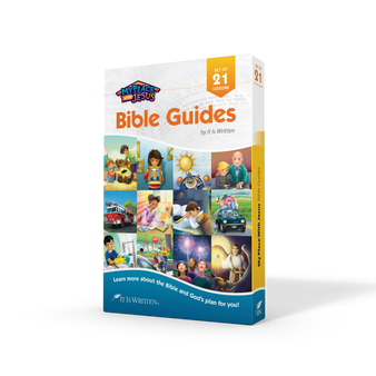 My Place With Jesus Bible Guide Set