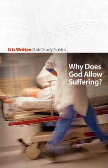 Bible Study Guide 03 - Why Does God Allow Suffering?