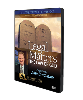 Legal Matters/The Law of God 2-in-1 DVD