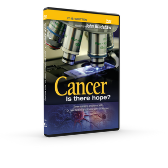 Cancer: Is There Hope? DVD