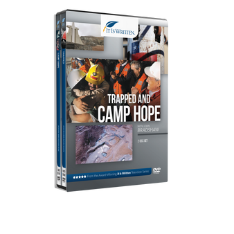Trapped and Camp Hope DVD Set
