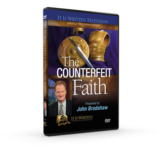The Counterfeit Faith DVD