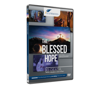 The Blessed Hope DVD (2021)
